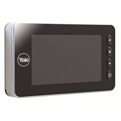 Vizor electronic YALE DDV5800, senzor miscare, inregistrare video si foto, display LCD 4.3""