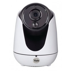 Camera supraveghere IP wireless Yale WIPC-303W PAN/TILT, in format HD 720