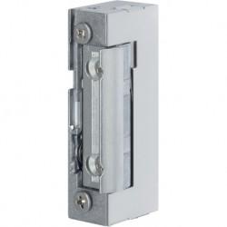 Electromagnet de toc fail locked, 12Vcc/ca, parghie deblocare, profil ingust