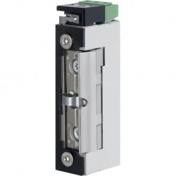 Electromagnet de toc fail locked, 12Vcc/ca, pentru usi rezistente la foc, profil ingust
