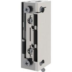 Electromagnet de toc fail safe, 12Vcc, waterproof, profil ingust