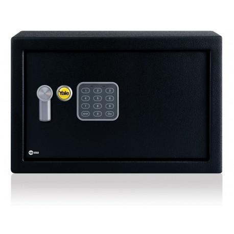 Seif standard rezidential Yale, cifru, 250x350x250 mm, YSV/250/DB1