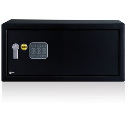 Seif standard tip laptop Yale YLV/200/DB1, cifru, 200x430x350 mm